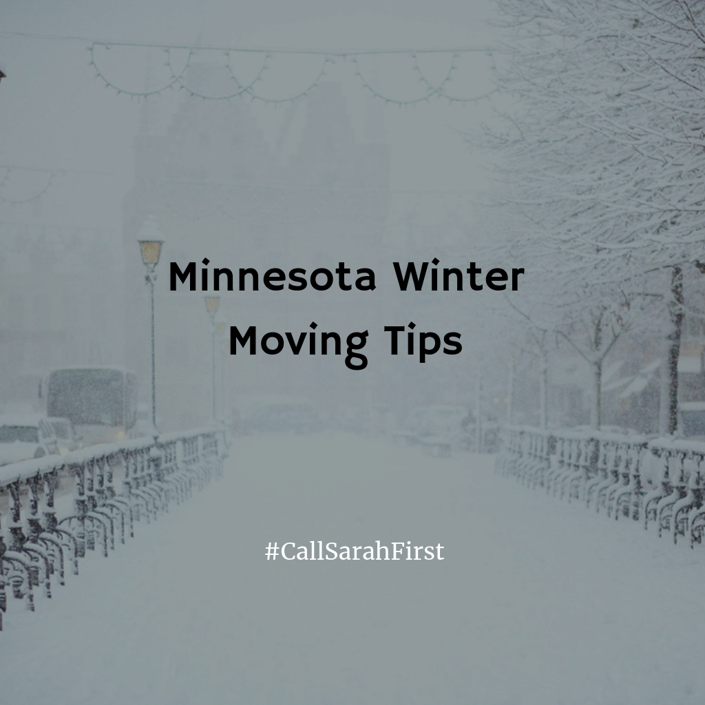 MN Winter Moving Tips