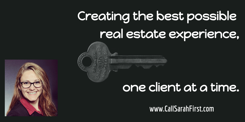 Creating the best possible real estate experience, one client at a time. Sarah Marrinan