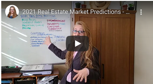 Real Estate Market Predictions 2021