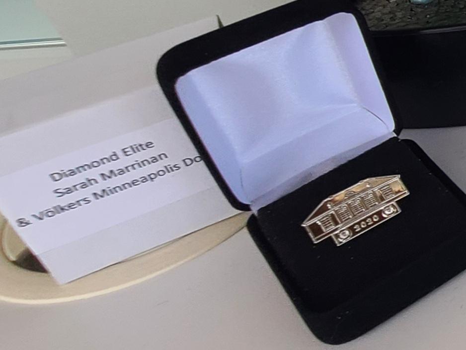 Diamond Elite Award