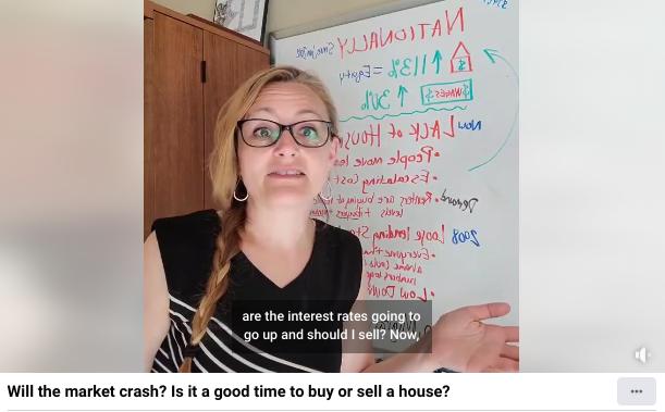 When will the MN housing market crash?