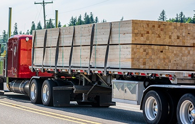 For Builders and Buyers, Lumber is a Bummer