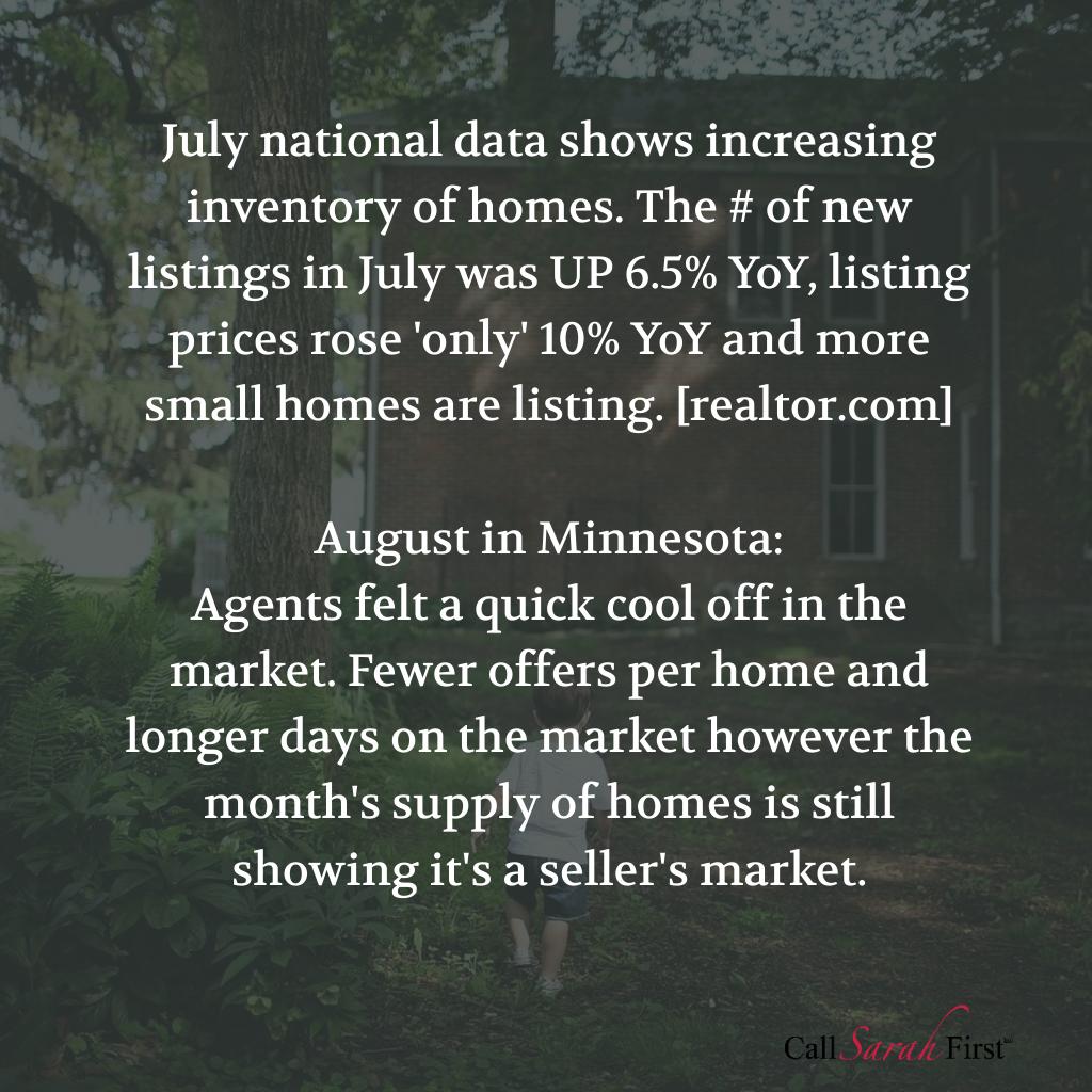 MN housing market