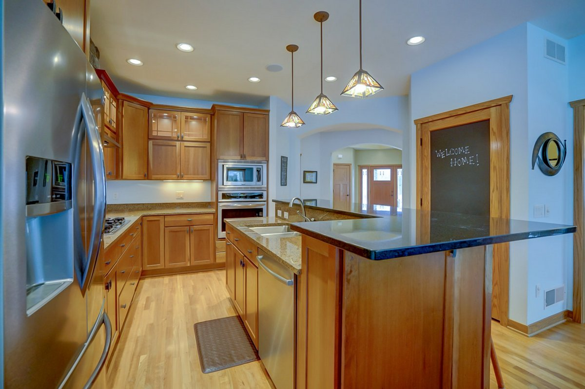 Kitchen of 5612 Nutone St, Fitchburg
