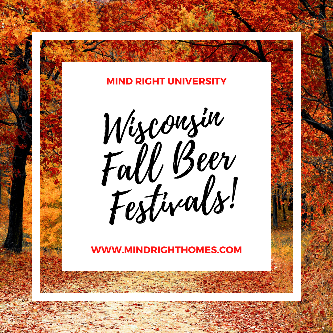 Great Wisconsin Fall Beer and Wine Festivals!