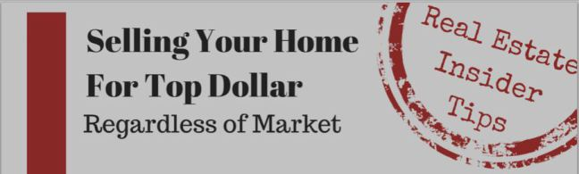 The one item needed to sell a home for top dollar