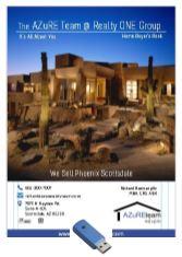 Phoenix Scottsdale Real Estate Buyer's Book