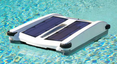 Cool Technology for Your Phoenix Scottsdale Home: Robotic Solar Pool Cleaner