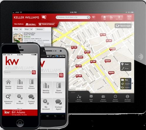 Get my KW App