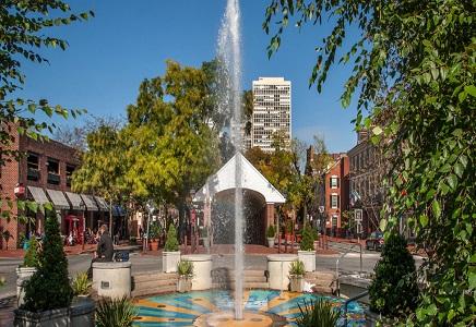 Society HIll Neighborhood Philadelphia Headhouse Square