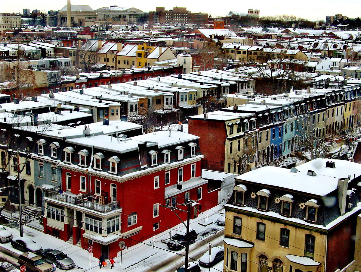 Fairmount Neighborhood Philadelphia