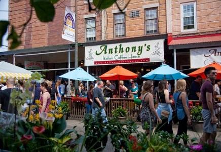 Italian Market Bella Vista Philadelphia