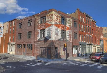The Pottery Building Philadelphia