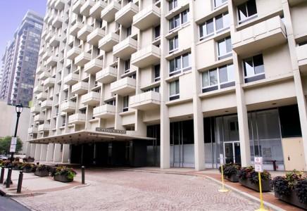 Hopkinson House Philadelphia luxury condominiums