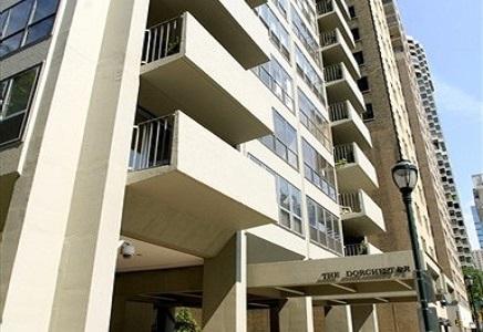 The Dorchester Philadelphia luxury condominium