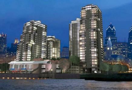 Waterfront Square Philadelphia luxury condominiums
