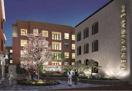 410 at Society Hill Philadelphia luxury condominiums