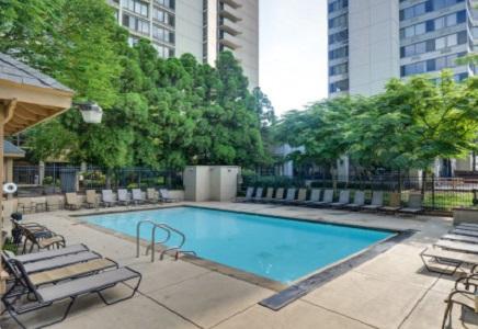 Cityview Condominiums Philadelphia Pool