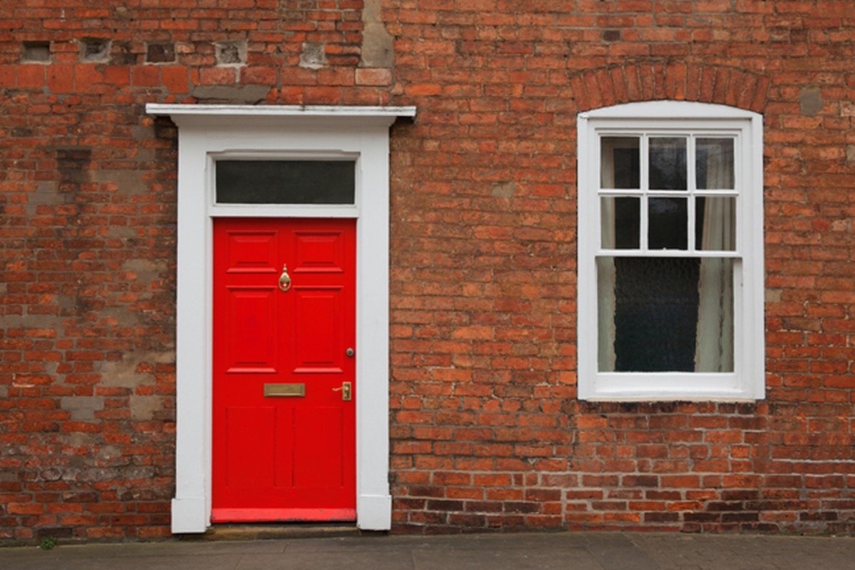 Why are red doors popular? & Red Door
