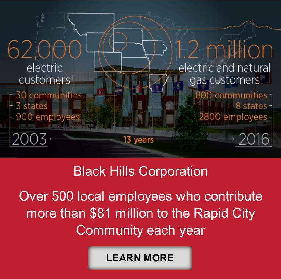 Black Hills Corp Employment
