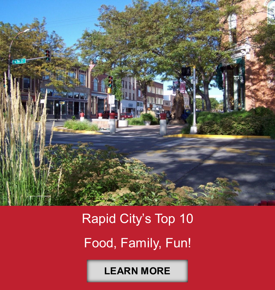 Visit Rapid City, SD