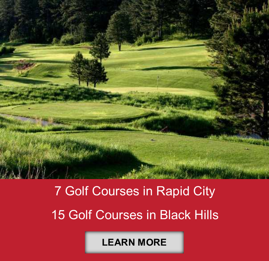 Golf Courses Black Hills