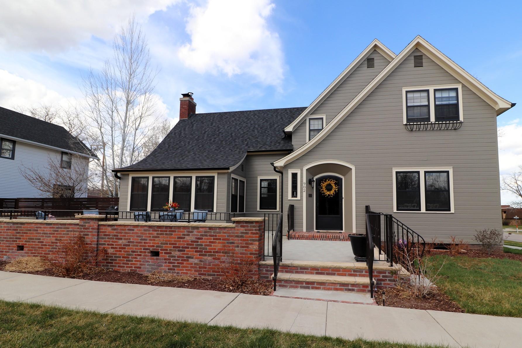 Historic West Boulevard Home