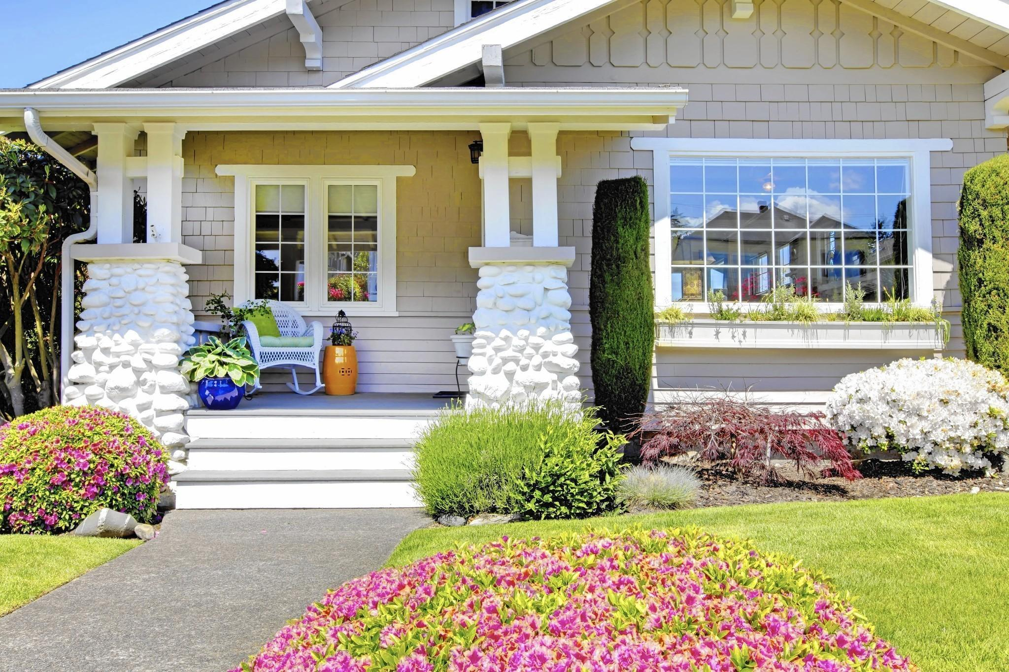 Cool Importance Of Curb Appeal In Real Estate Largest Home Design Picture Inspirations Pitcheantrous