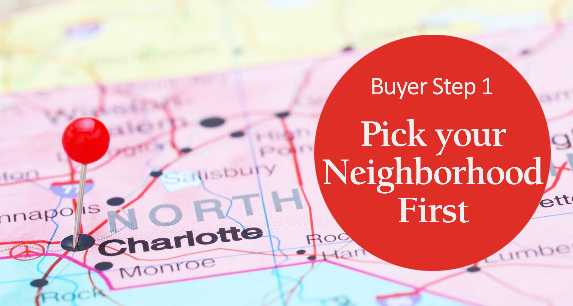 8 helpful ways to choose the right Charlotte neighborhood