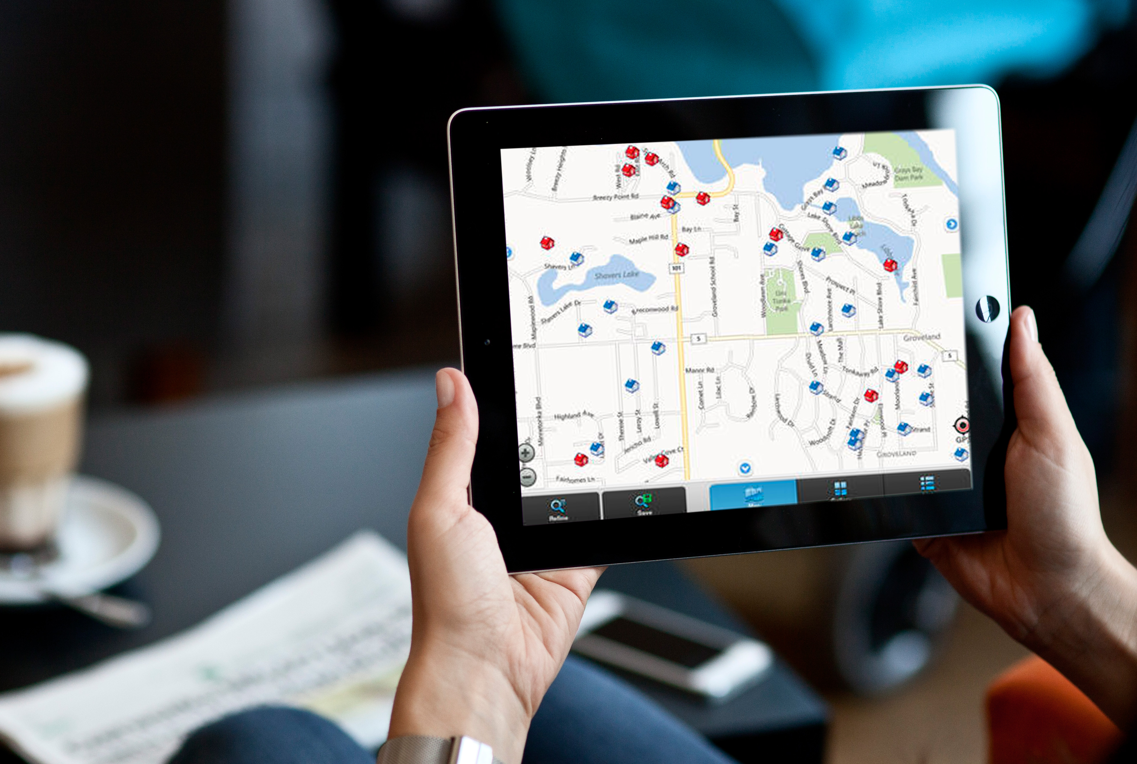 Choosing the right mobile app for your house hunting.