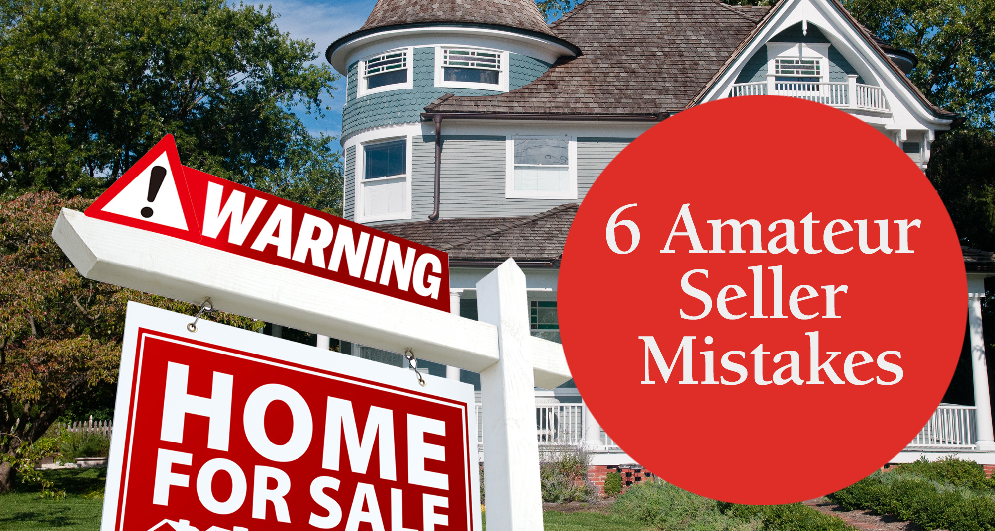 6 Amateur Charlotte Home Seller Mistakes