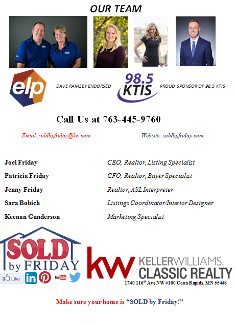 7 Reasons to choose SOLD by Friday Team