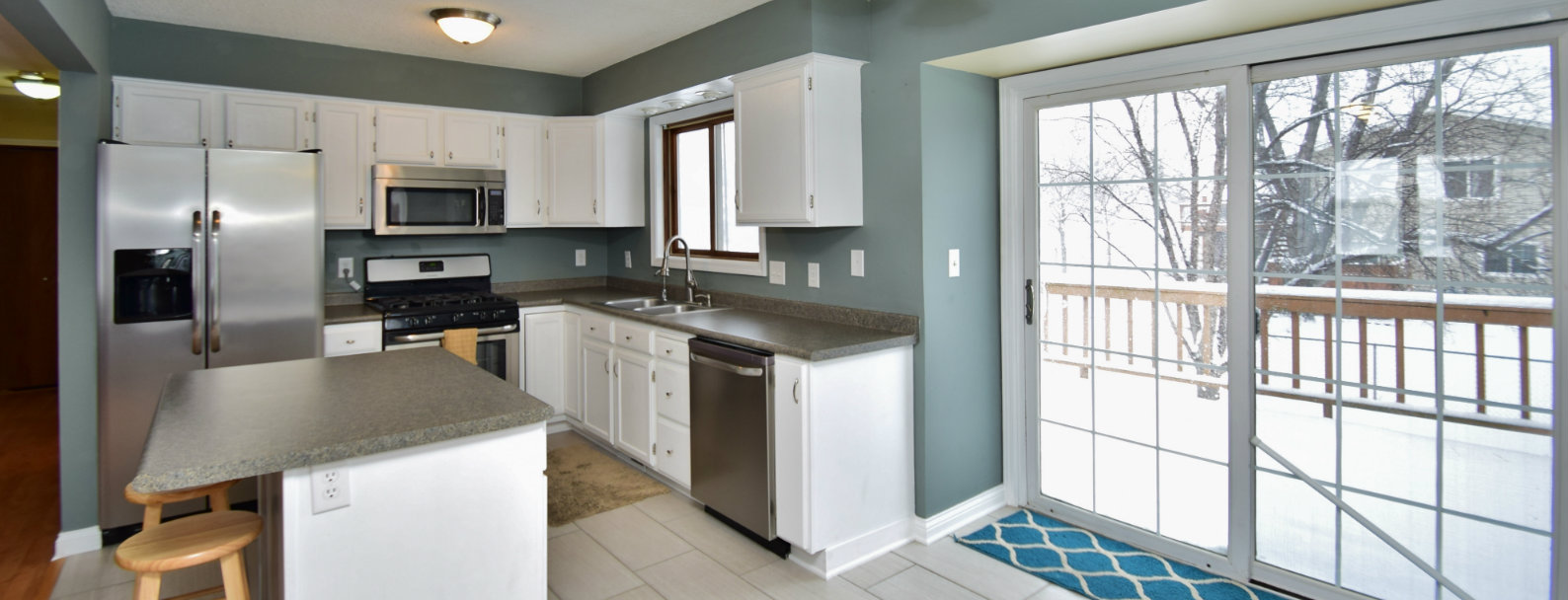 Wonderful updates in this Blaine home for sale