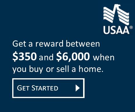 USAA Real Estate Rewards Network - Get Started