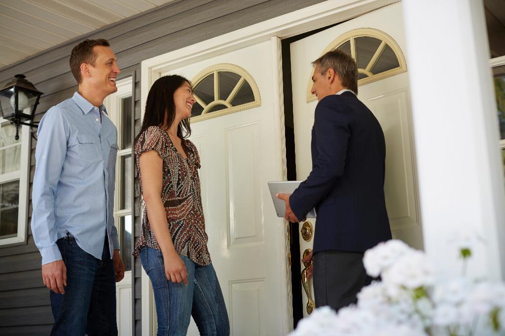 Etiquette for Homebuyers
