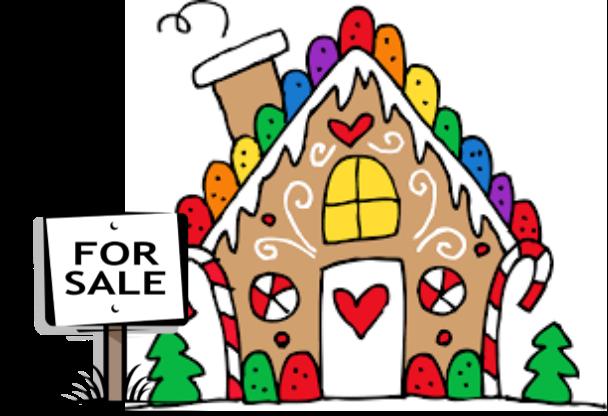 Christmas House for Sale