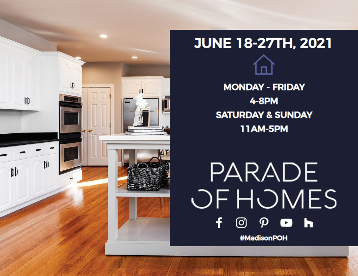 Parade of Homes banner