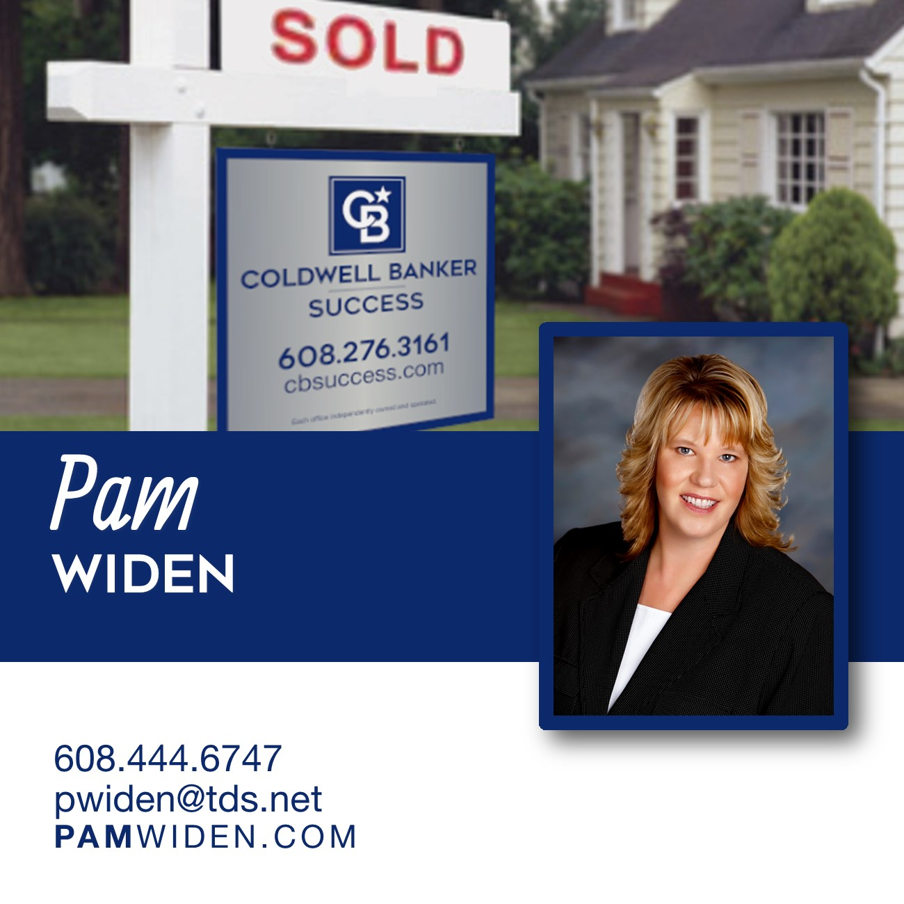 Fantastic to Work With Pam