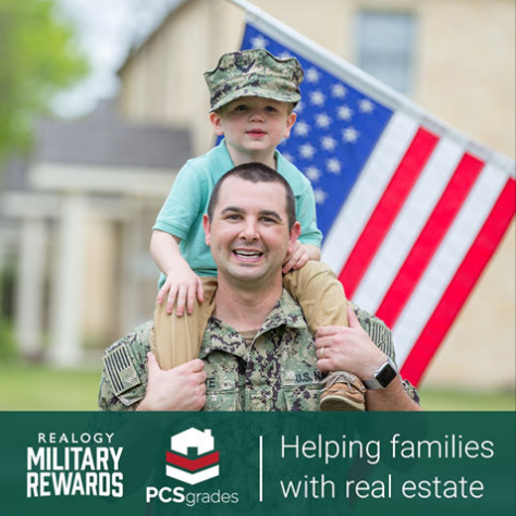 Helping Military Families with Real Estate - Father & Daughter