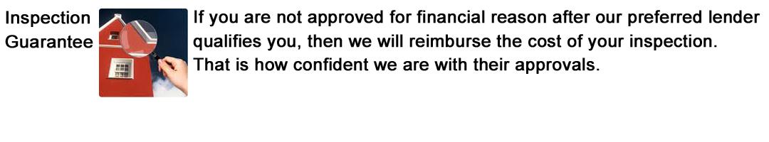 Florida Mortgage Inspection Guarantee