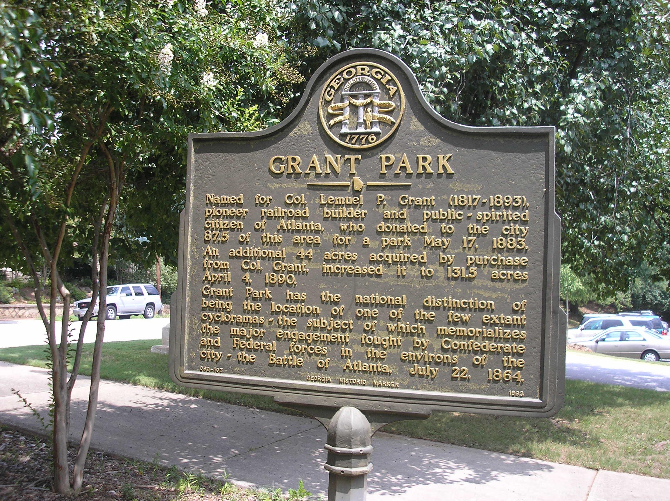 Living In Grant Park