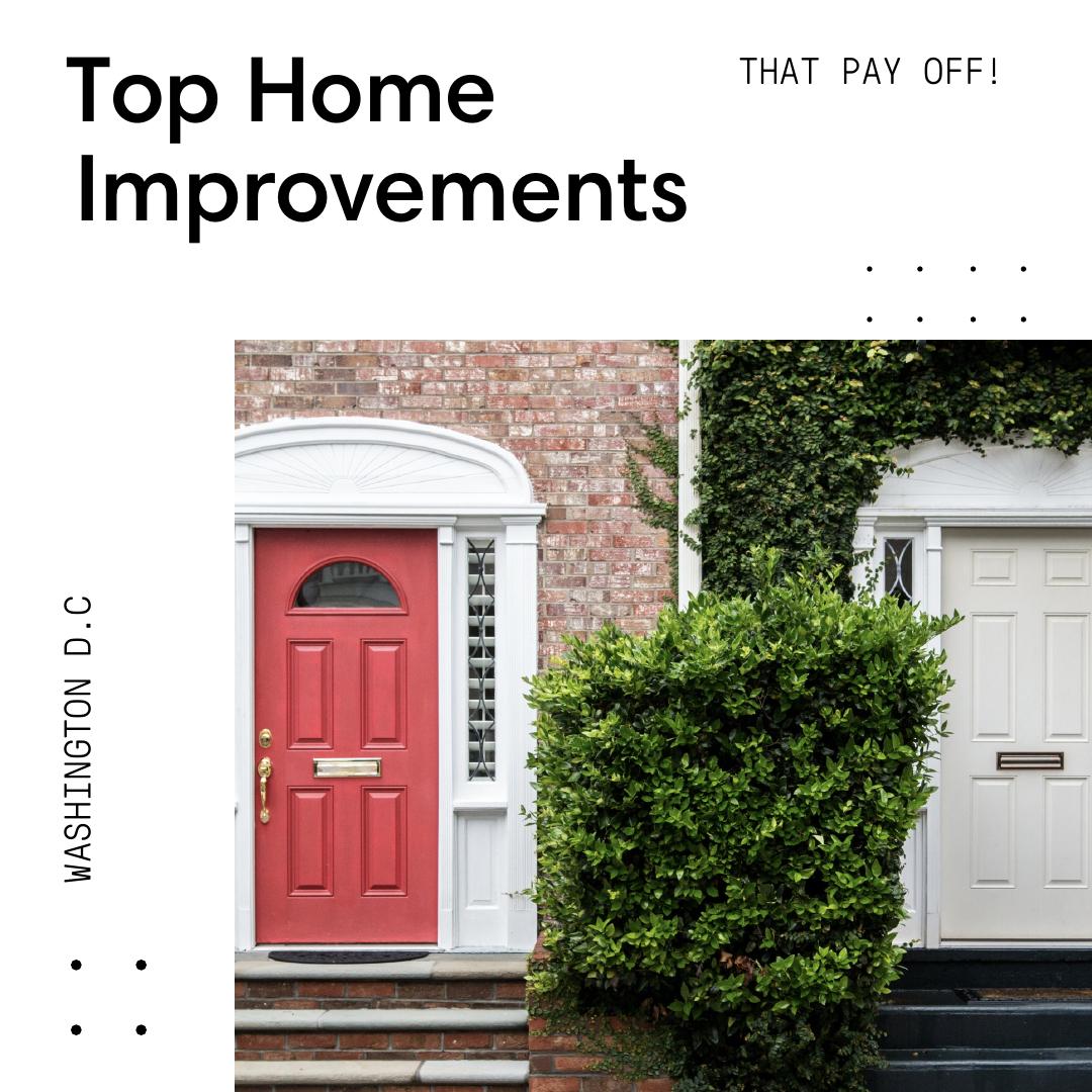 Best Home Improvements: Carmen Fontecilla