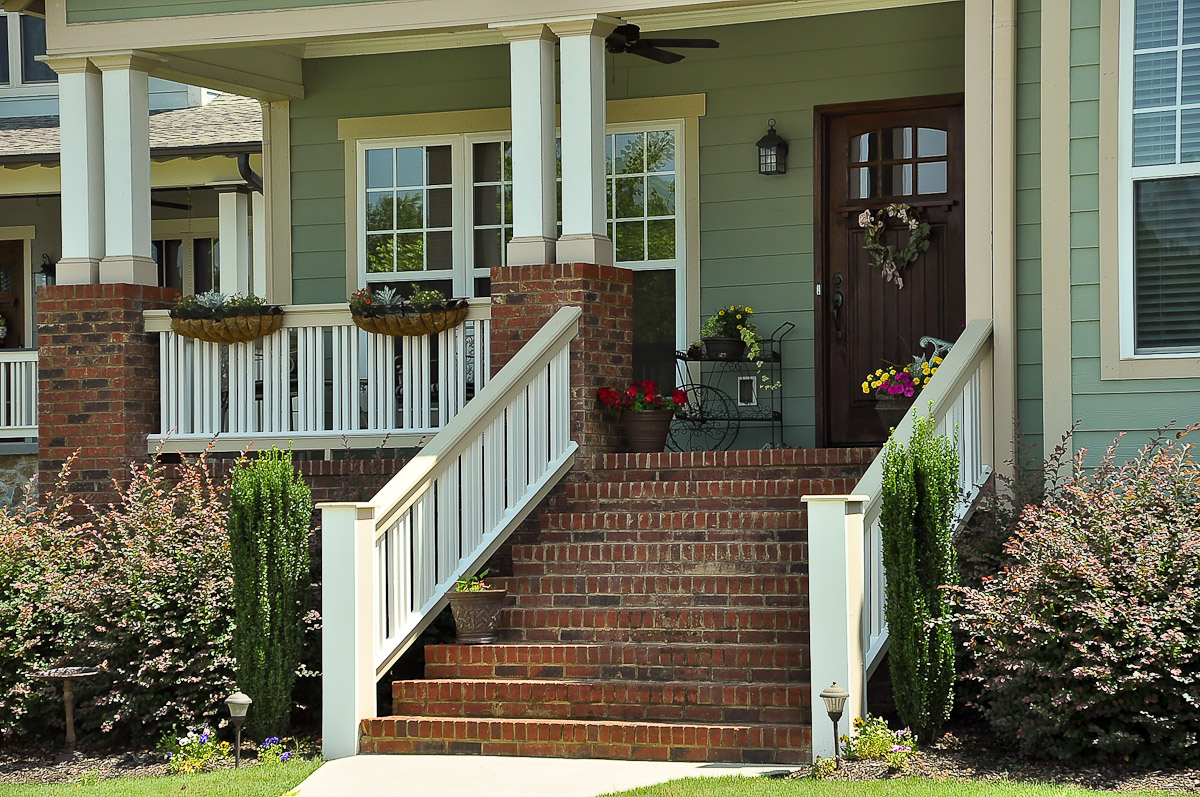 Curb appeal is important when selling your home