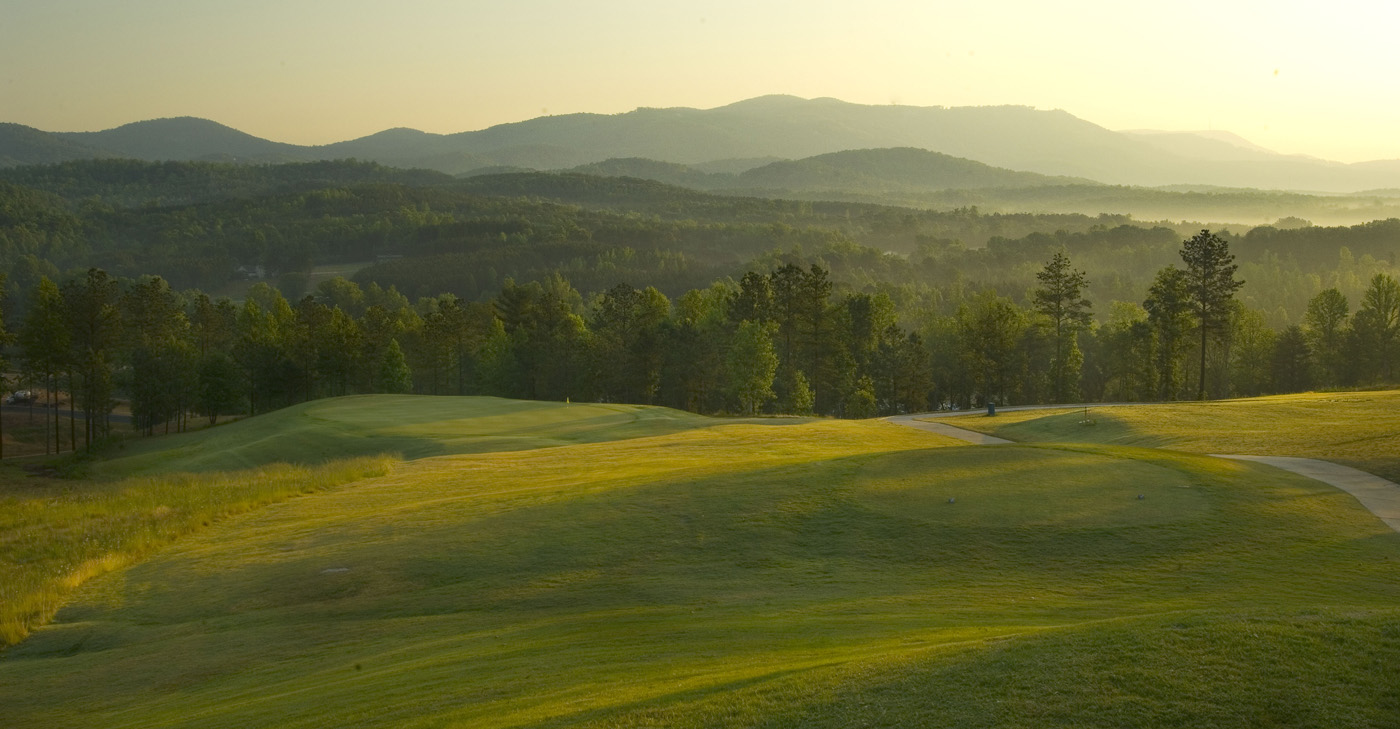 Golf in the Upstate