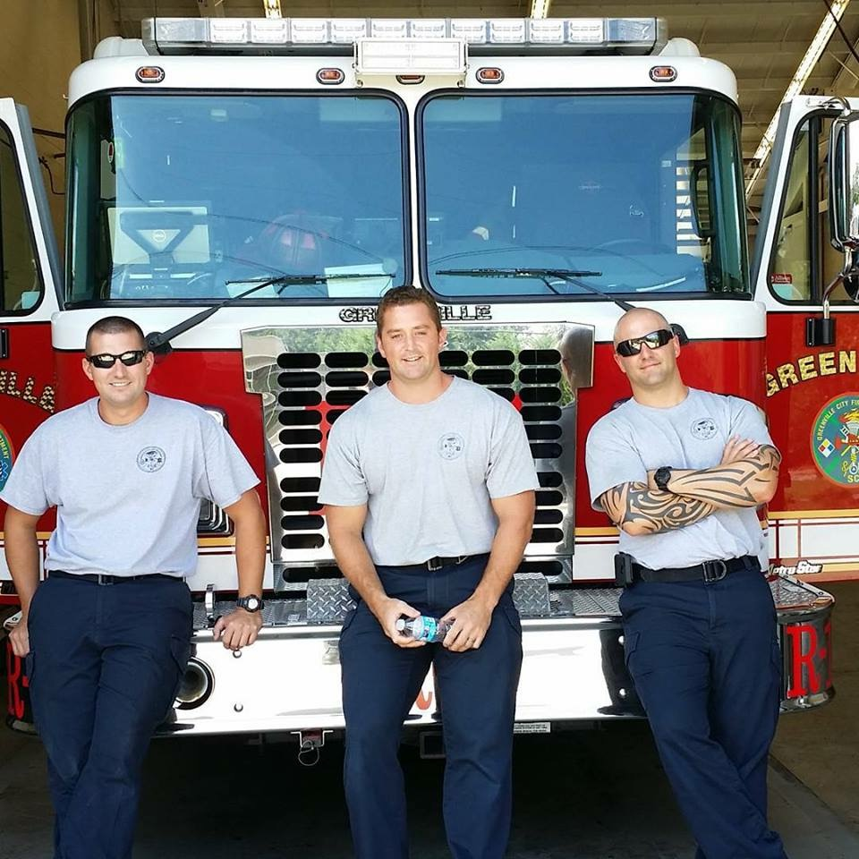 Greenville City Fire Fighters