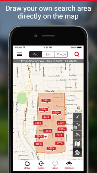 Realtor.com App