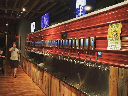 Pour Taproom, Greenville
