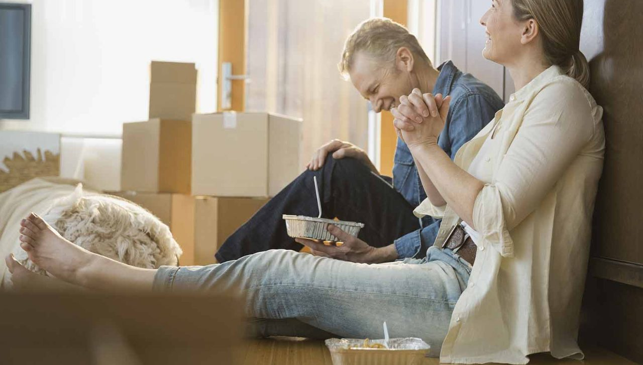Simple Steps for the Big Move