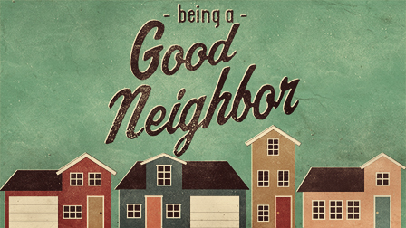 Know Your Neighborhood for Appraisals