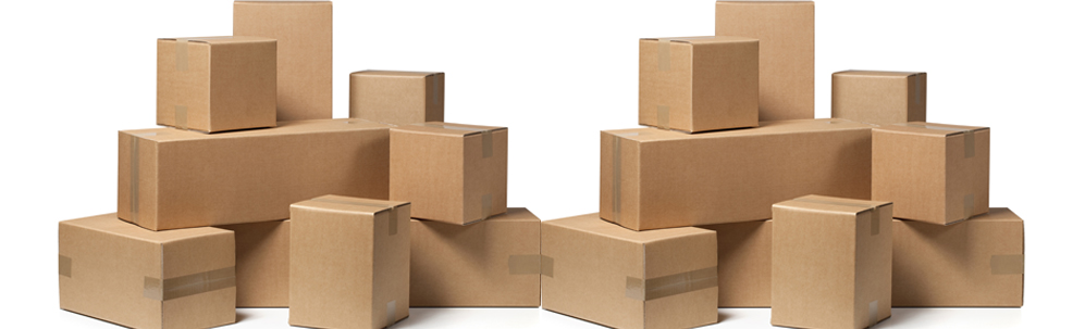Free Cardboard Boxes for Landscape Projects